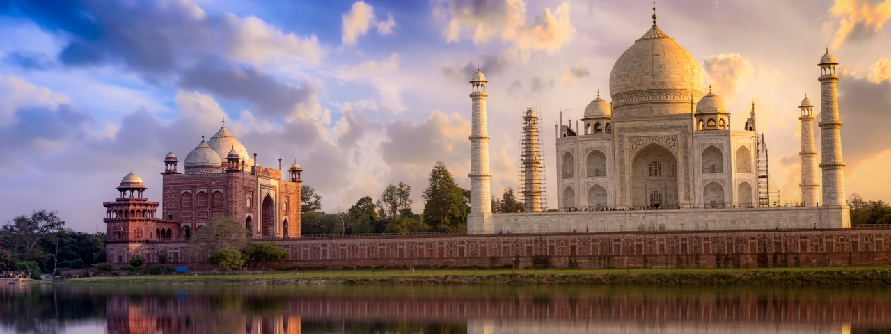 Private jet rental and flights to Agra