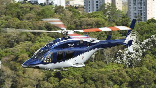 Bell 412 - A Public Safety and Energy Helicopter, Reliable ...