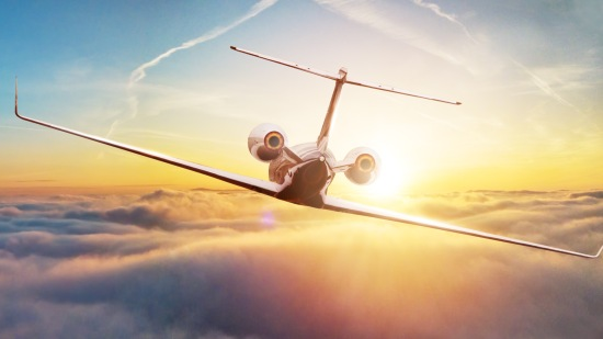 The Fastest Private Jets in the World