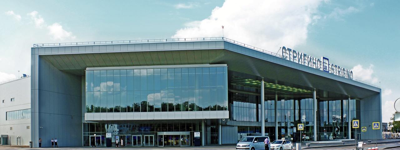 Fretamento de jatos particulares e vôos para o Aeroporto Internacional de Strigino