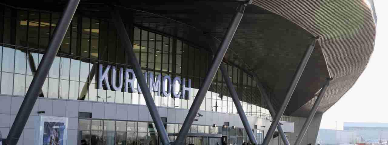 Fretamento de jatos particulares e vôos para o Aeroporto de Kurumoch