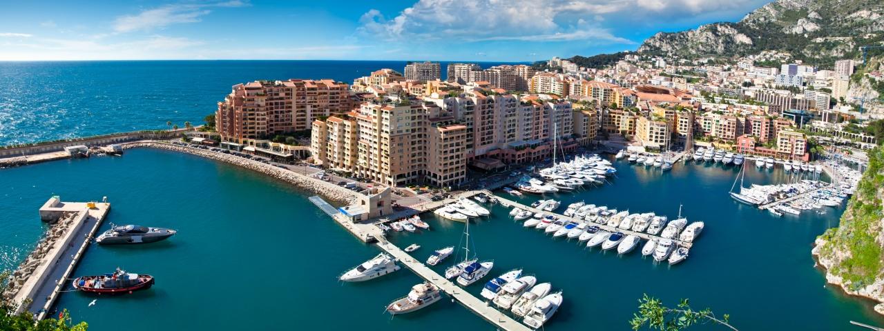 Fretamento de jatos particulares e voos para Monte Carlo