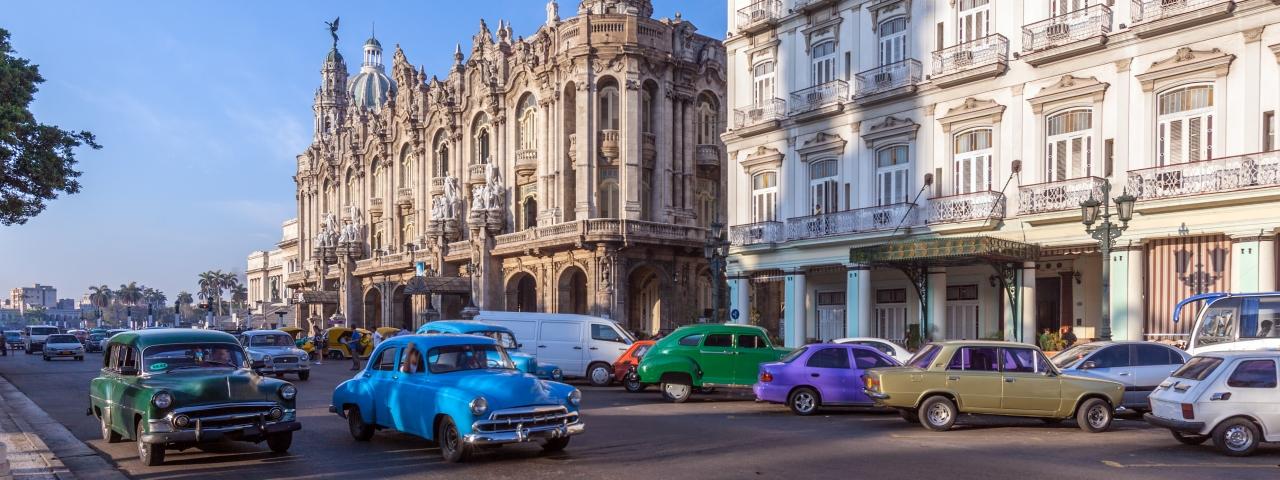 Frete um jato particular para Cuba