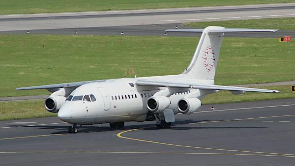 BAE 146 AVRO RJ