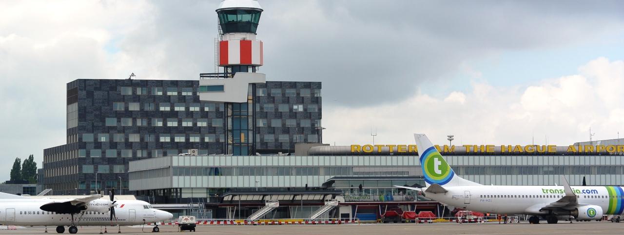 Affretez un jet prive pour Aéroport de Rotterdam-La Haye