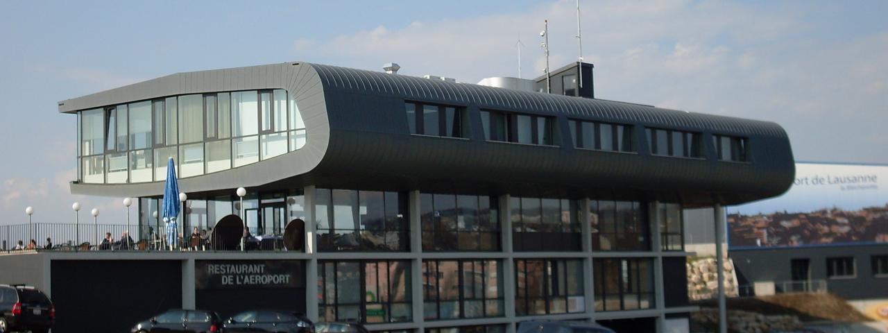 Location de jet privé à Lausanne La Blécherette
