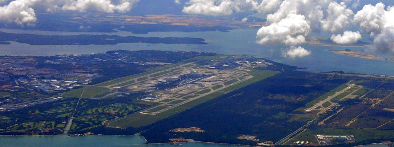 Location de jet privé à Singapour Changi