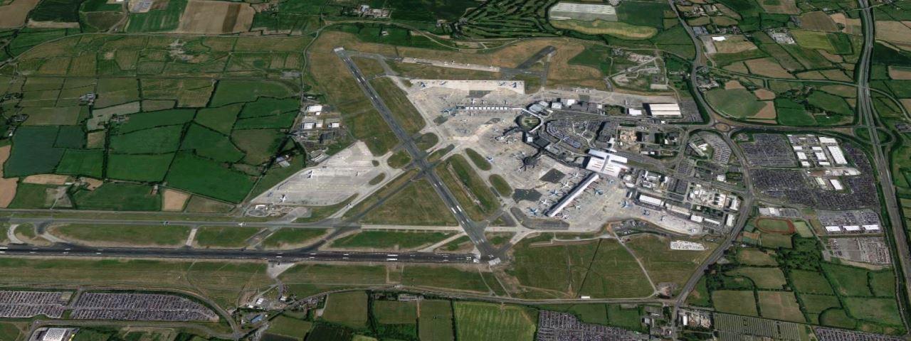 Affrétez un jet privé pour l'aéroport international de Dublin
