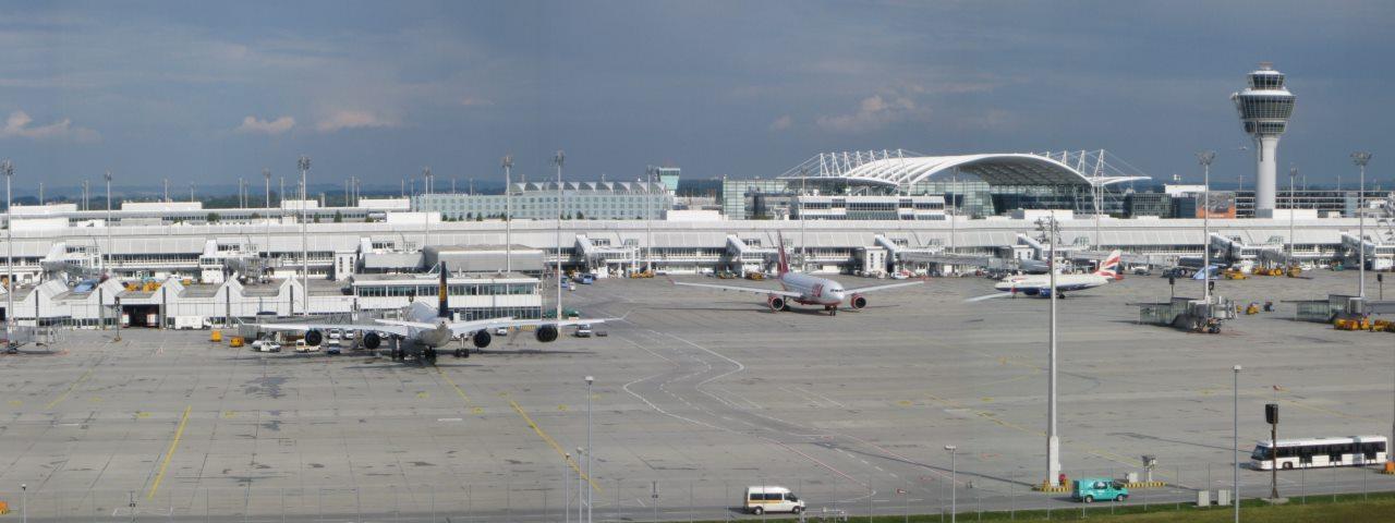 Affrétez un jet privé pour l'aéroport de Munich