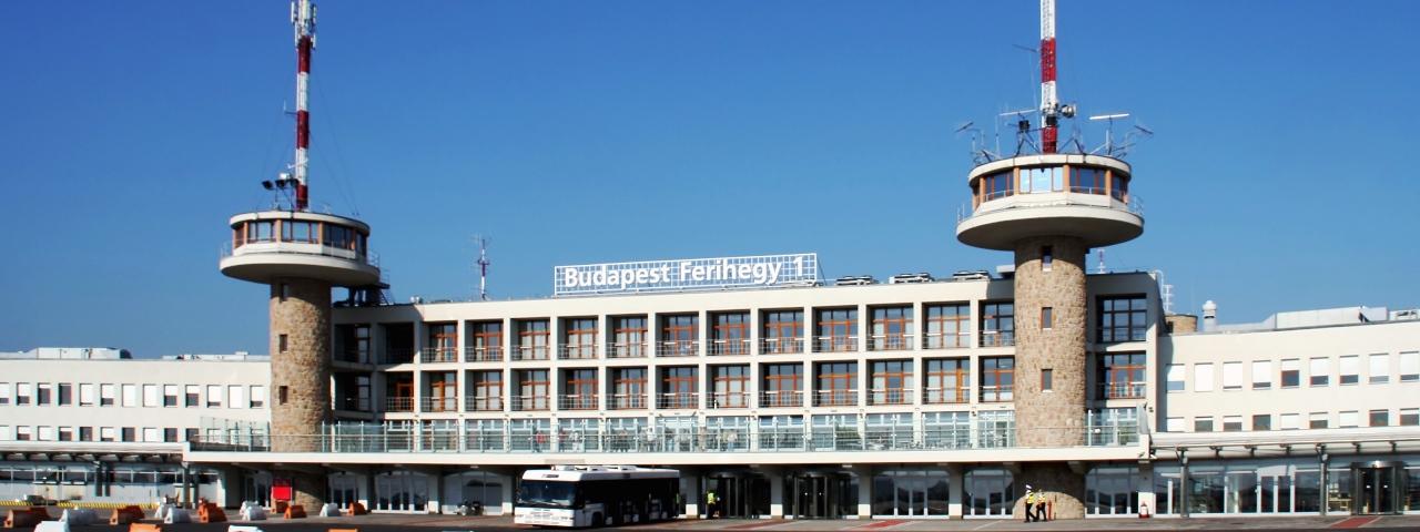 Affrétez un jet privé pour l'aéroport international de Budapest Ferenc-Liszt