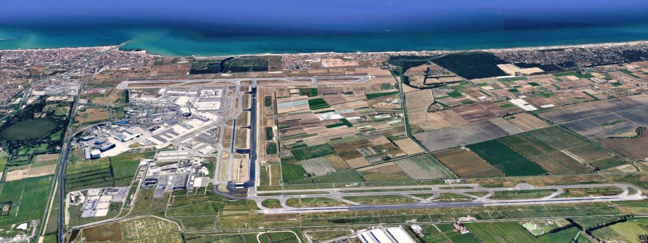Private Jet Charter to Leonardo Da Vinci-Fiumicino Airport