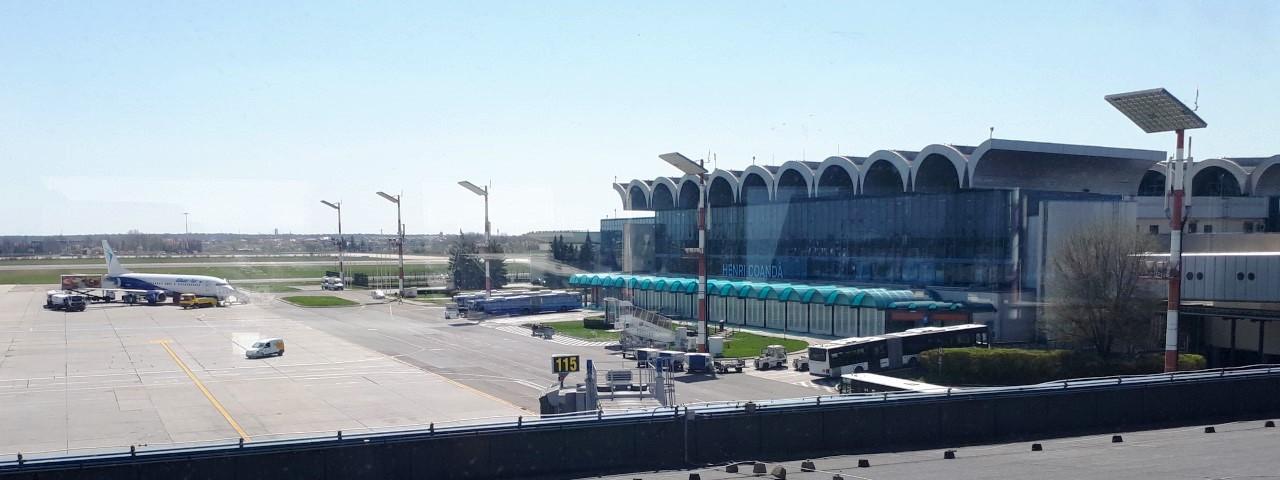 Affrétez un jet privé pour l'aéroport international Henri Coanda