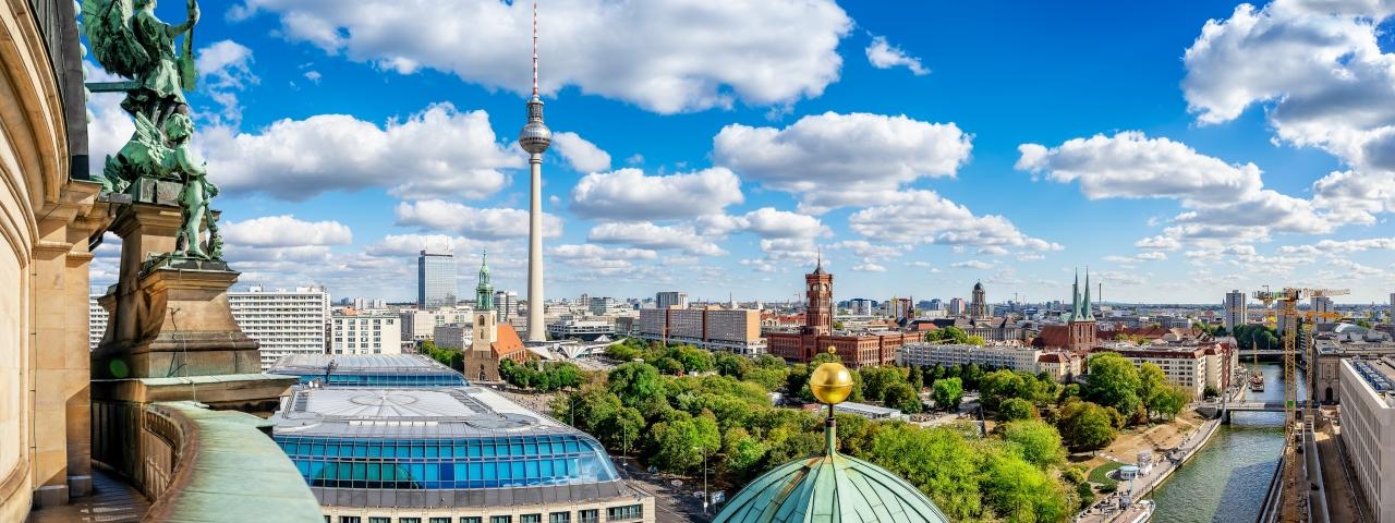 Affrètement à destination à Berlin