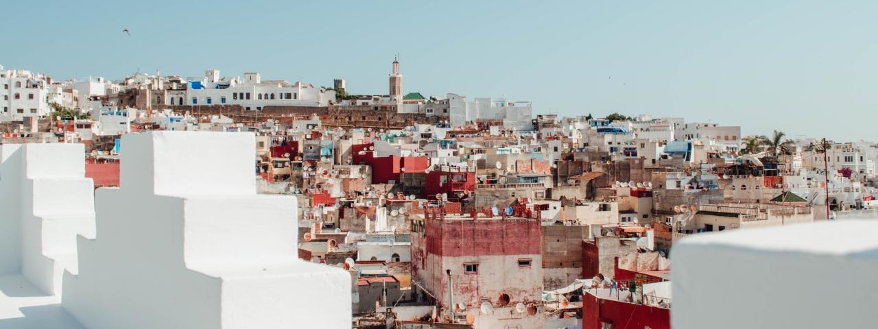 Affrètement de jets privés et vols vers Tanger