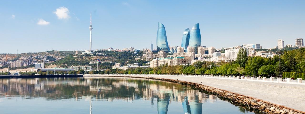 Affrètement à destination à Bakou
