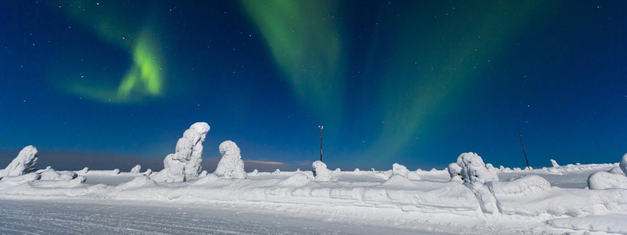 Affrètement à destination à Kittilä
