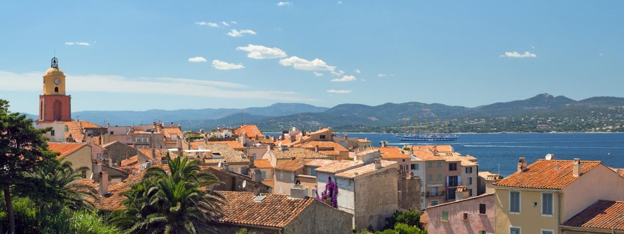 Private Jet Charter to Saint-Tropez