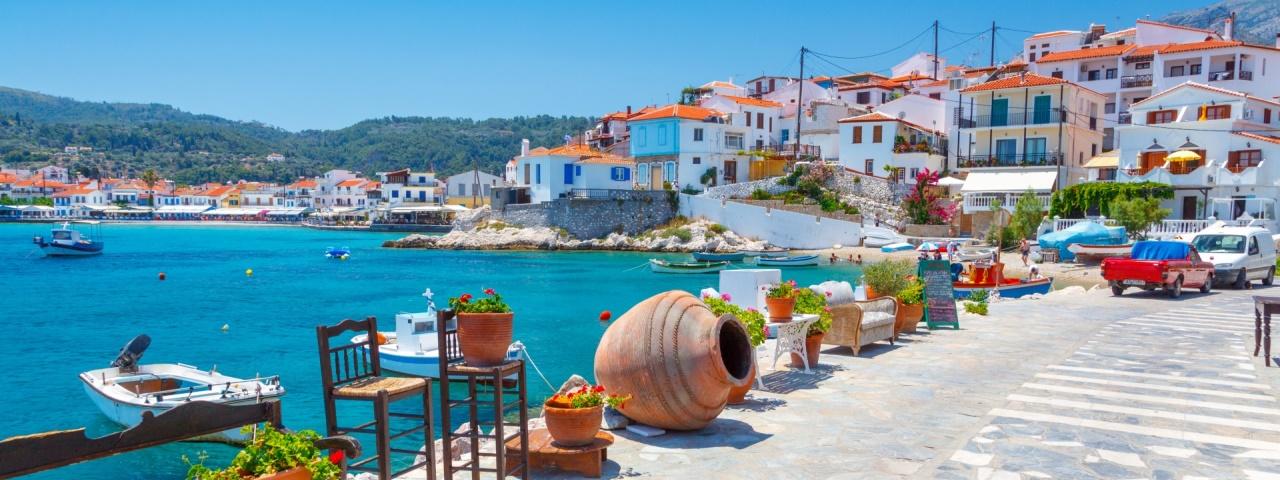 Affrètement de jets privés et vols vers Samos