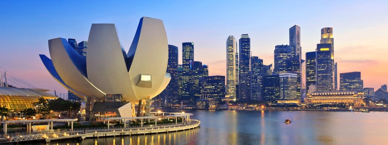 Louer un jet privé vers Singapour