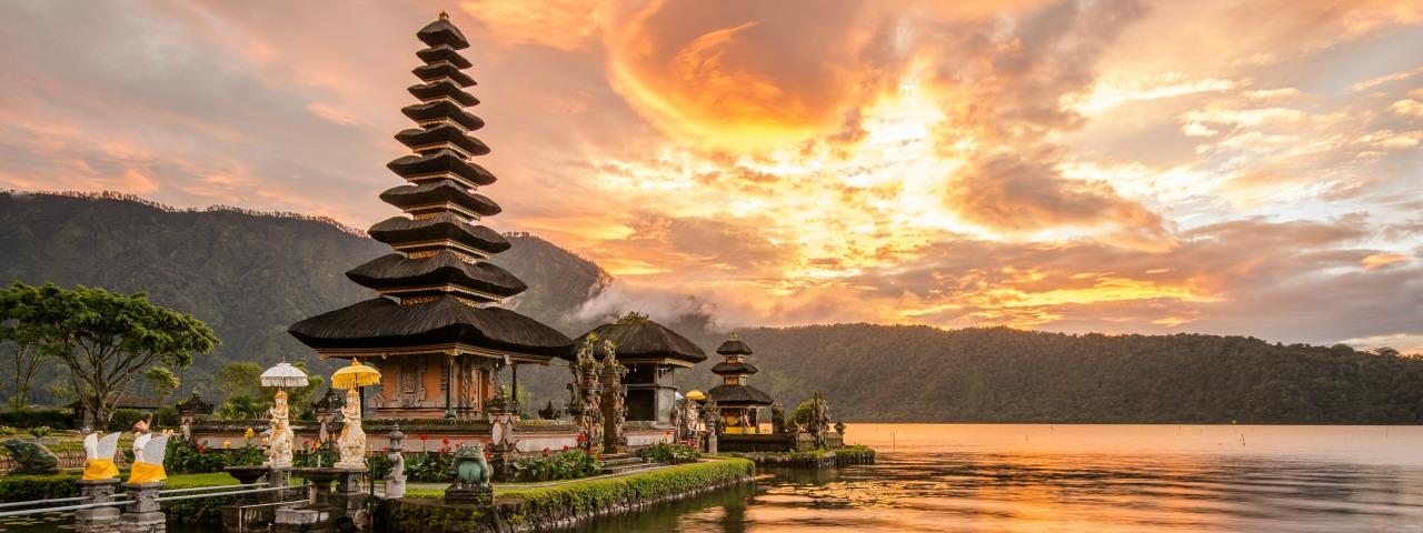 Louer un jet privé vers Bali
