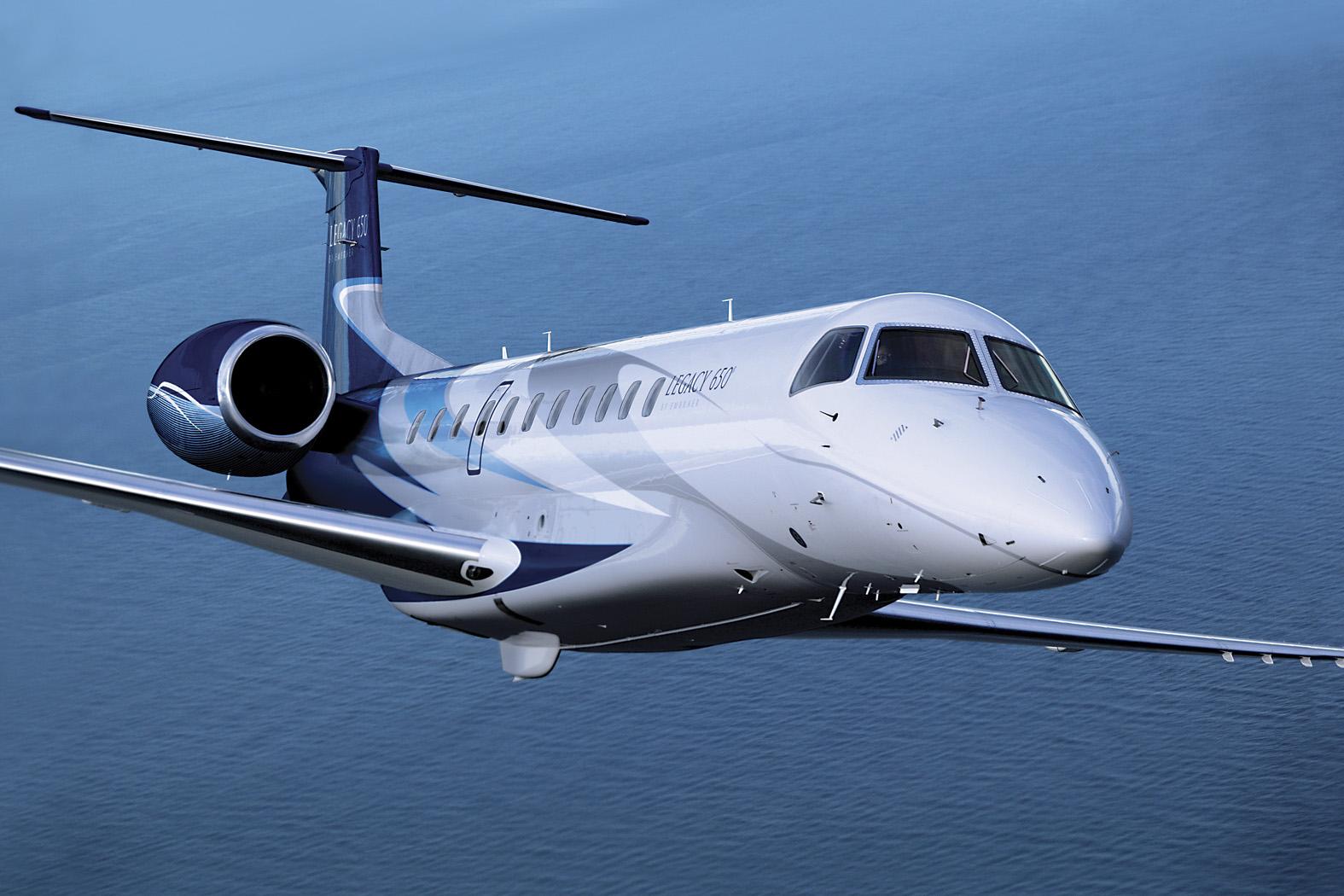 Embraer Legacy 600/650