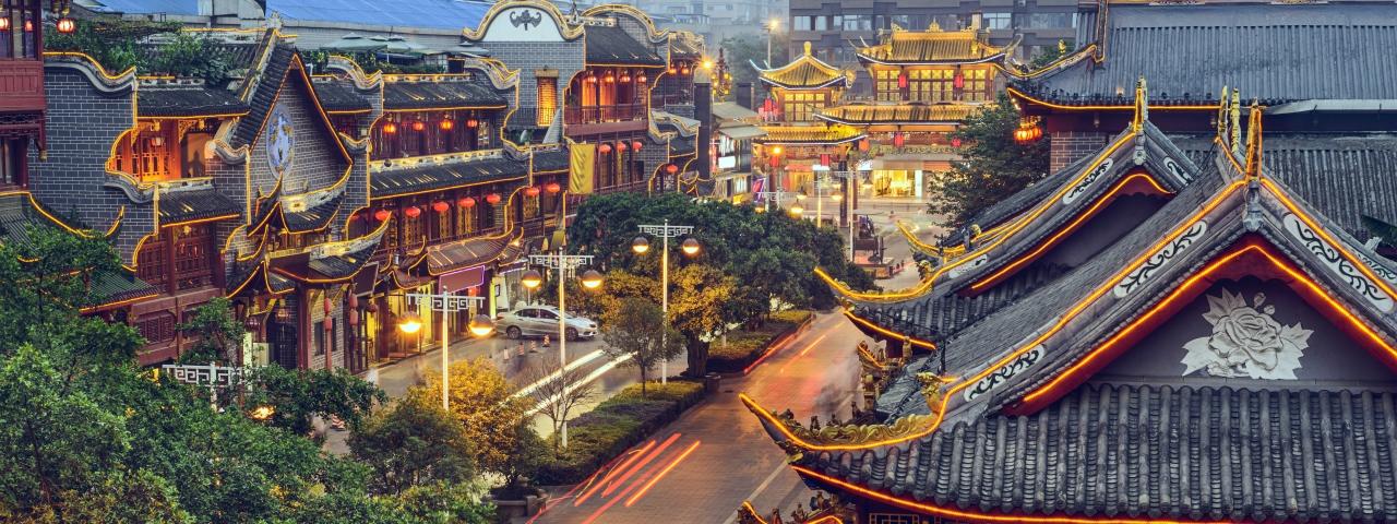 China Privatjet Mieten & Chartern