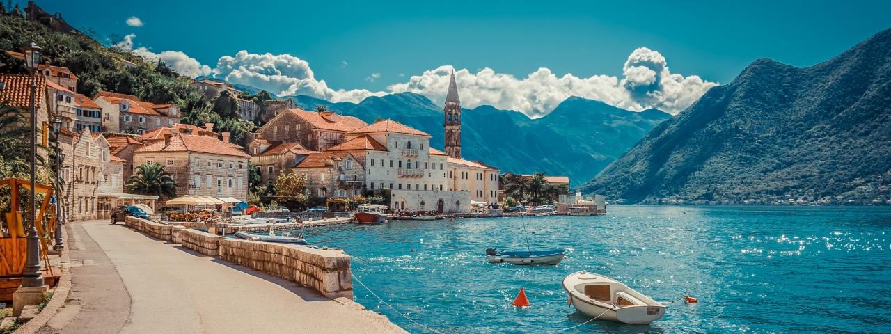 Privatjet-Charter nach Montenegro