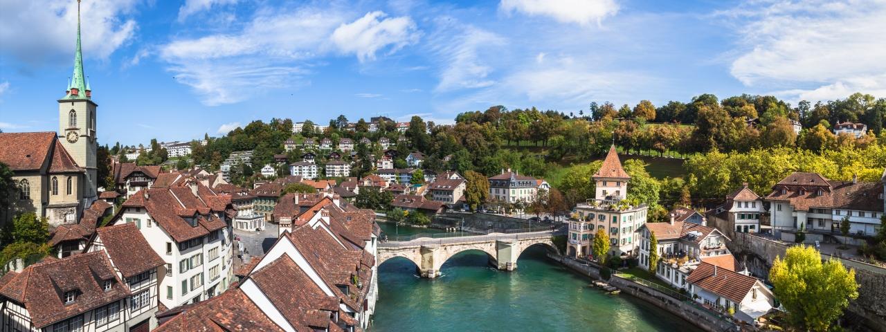 Privatjetcharter und -flüge in die Schweiz