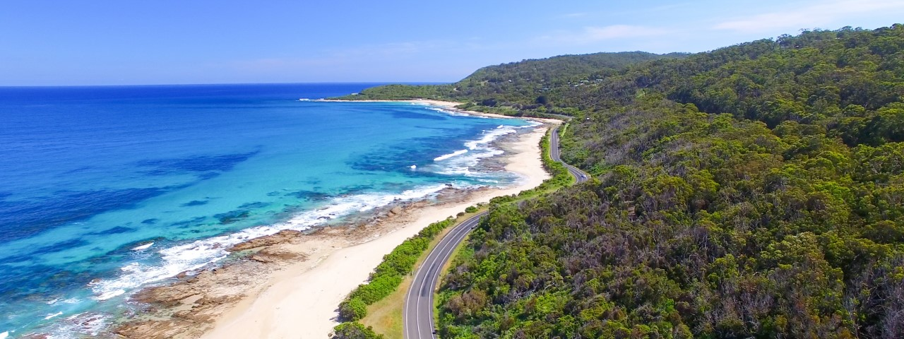 Private Jet Charter to The Great Ocean Road