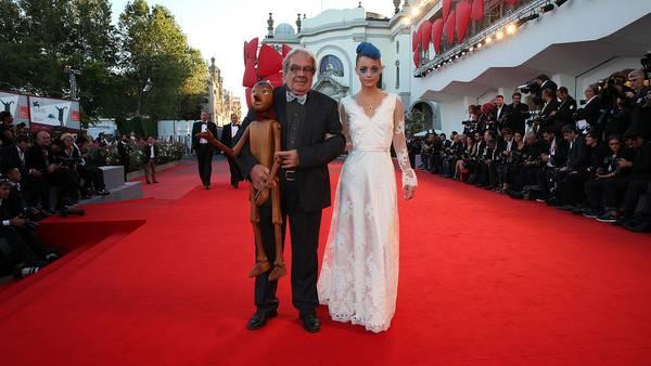 Venice Film Festival attendees