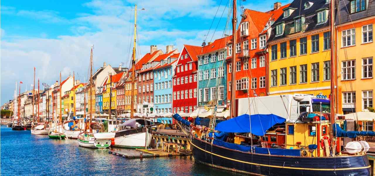Old Town, Copenhagen, Denmark