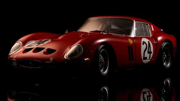 A Ferrari 250 GTO