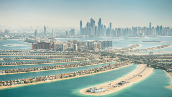 Dubai International - body