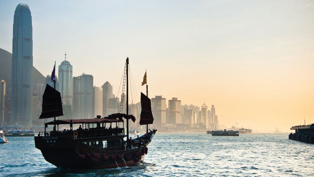 Indonesia & Hong Kong
