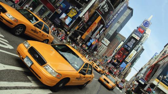 New York - body