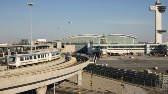 JFK airport - body