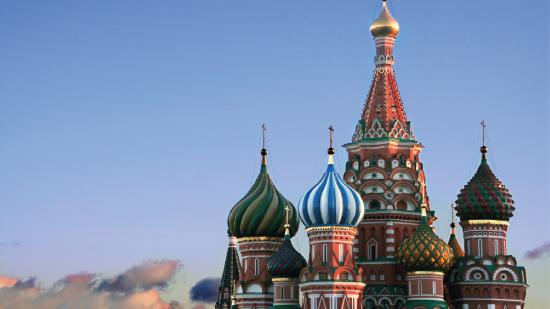 Russia - body