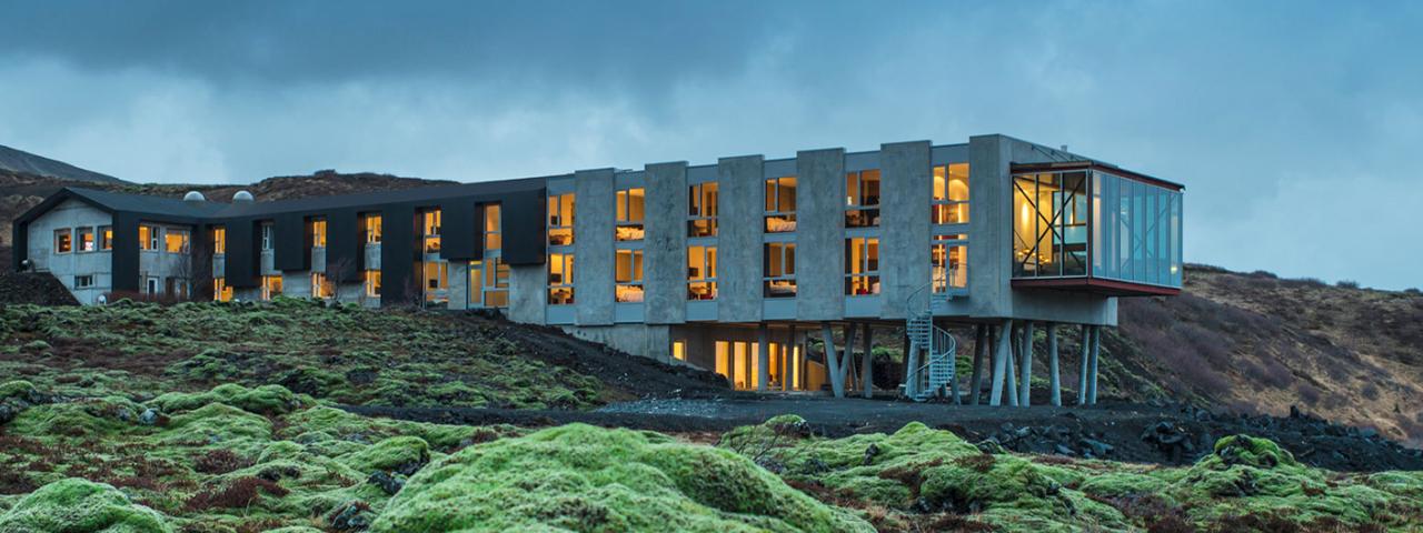 The Ion Luxury Adventure Hotel, Iceland