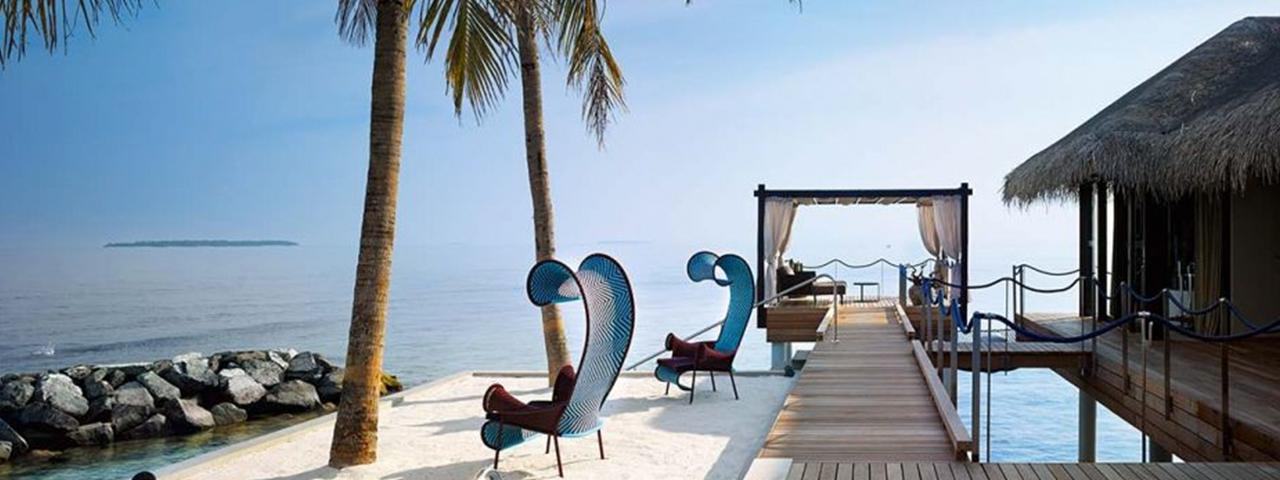 A Villa at Velaa Private Island, Maldives