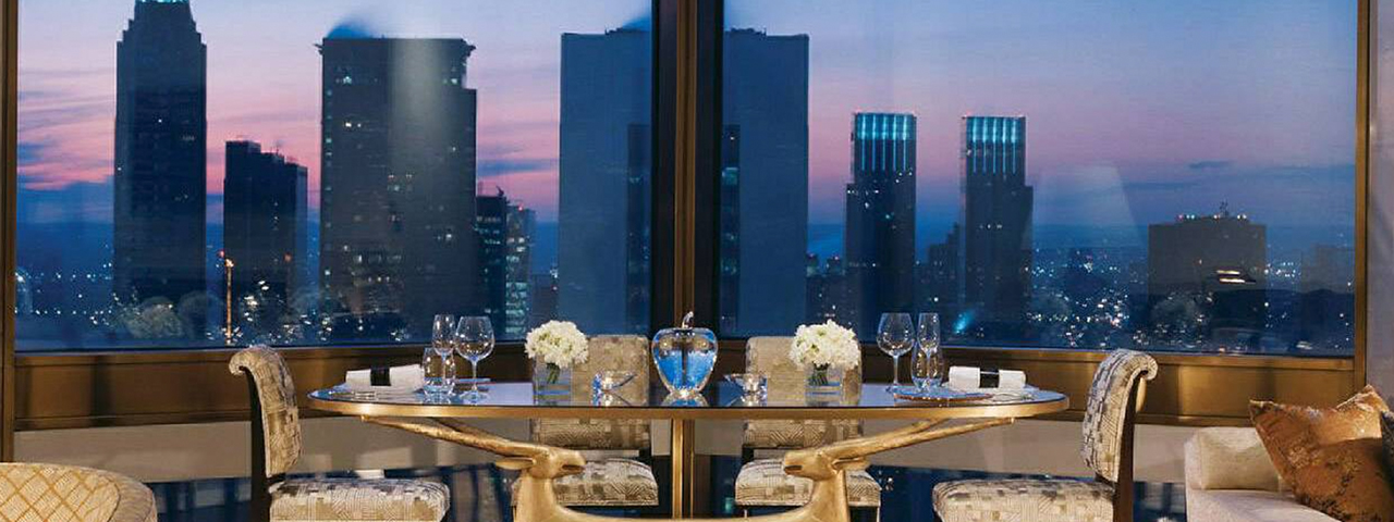 Ty Watner Penthouse at the Four Seasons, New York