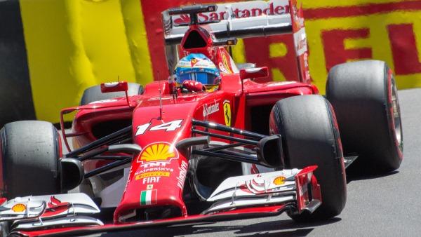 Alonso 2014 Monaco Grand Prix