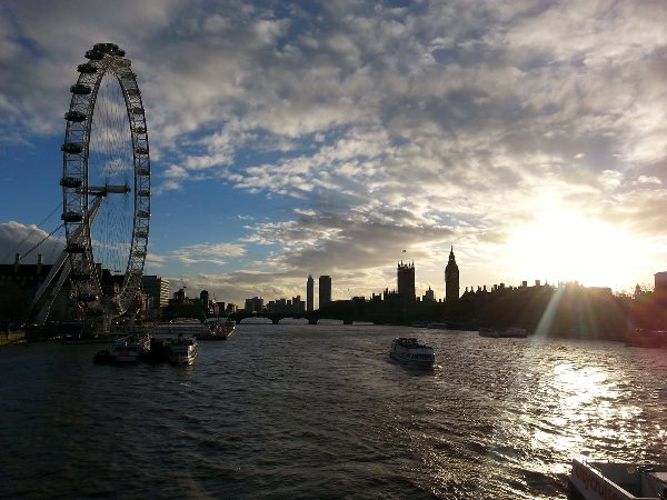 Andrew O'Connor – London