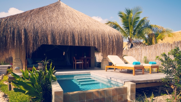 Azura Benguerra Luxury Beach Villa