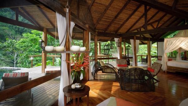Linda Vista Villa, Pacuare Lodge