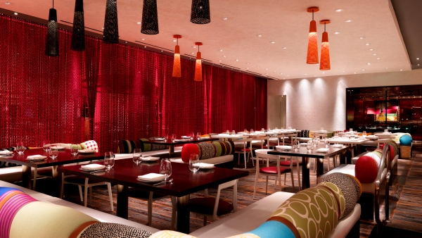 Jaleo Dining Room at The Cosmopolitan of Las Vegas