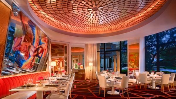 Lakeside Private Dining, Barbara Kraft at the Wynn, Las Vegas