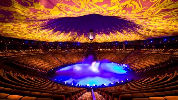 La Reve The Dream Theater, Tomasz Rossa at the Wynn, Las Vegas