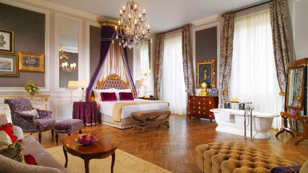 Travel Agents Luxury Experience, St Regis Hotel, Florence