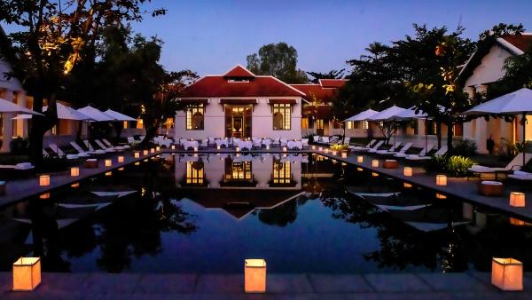Amantaka, Luang Prabang