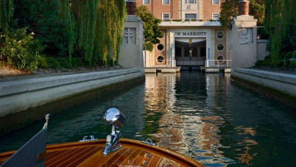 Travel Agents Luxury Experience, JW Marriot Venice
